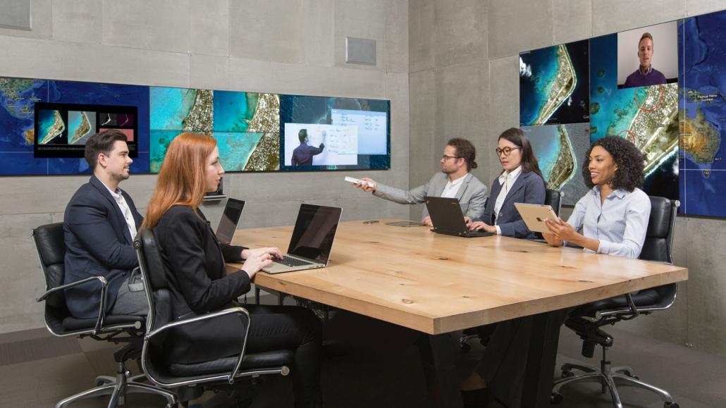 MEZZANINE, la nouvelle technologie en salle de réunion