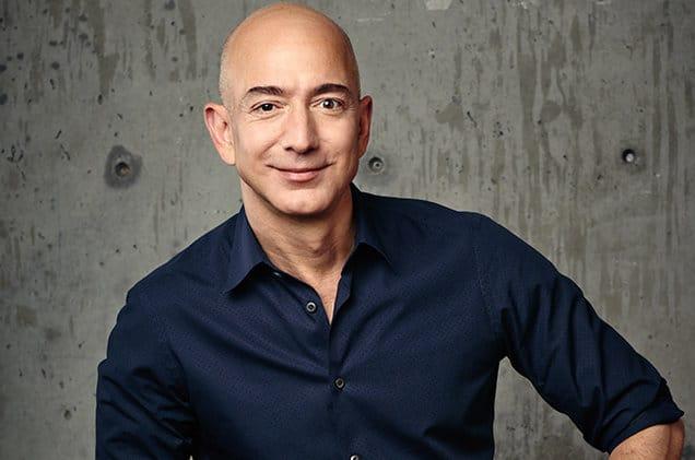 Jeff Bezos, le créateur d'Amazon