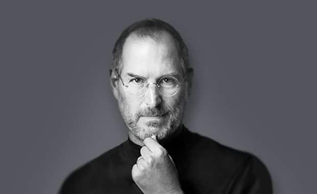 Steve Jobs, l'entrepreneur à la pomme !
