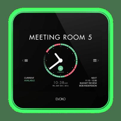Gérez la réservation de vos salles de réunion grâce à Evoko Liso !