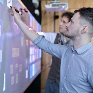 Pour innover : salle de créativité